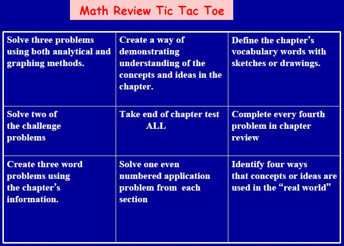 math worksheet : 2differentiate  math : Tic Tac Toe Math Worksheets